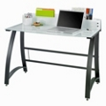 Glass Top Desk, 12008