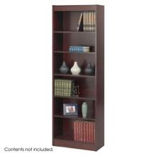 "24""W x 72""H Six Shelf Bookcase, 32123"