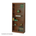 "30""W x 72""H Six Shelf Bookcase, 32124"