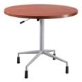 "36"" Diameter Round Adjustable Height RSVP Table, 44634"