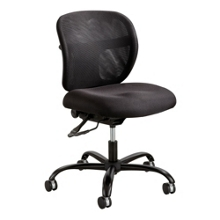 24/7 Big and Tall Mesh Back Task Chair , 56009