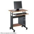 Computer Workstation with Adjustable Height, 60994