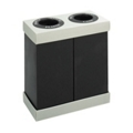Double Container Recycle Bin, 85258