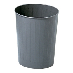 Round Trash Can - 23-1/2 Quart Capacity, 85266