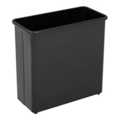 Rectangle Trash Bin - 27-1/2 Quart Capacity, 85270