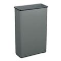 Rectangle Trash Bin - 88 Quart Capacity, 85271