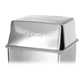 Steel Push Top Lid for 36 Gallon Base, 85274