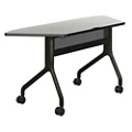 "Rumba Trapezoidal Nesting Table - 60"" x 24"", 41826"