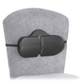 Safco Lumbar Roll Backrest, 91832