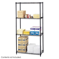 """36"""" x 18"""" Commercial Wire Shelving Unit, 36367"""