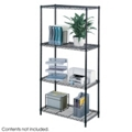 "36"" x 18"" Industrial Wire Shelving Unit, 36371"