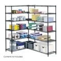 "48"" x 18"" Industrial Wire Shelving Unit, 36368"