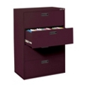 """30""""W 4 Drawer Steel Lateral File, 30077"""