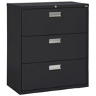 """42""""W 3 Drawer Steel Lateral File, 30082"""