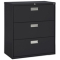 "42""W 3 Drawer Steel Lateral File, 30082"