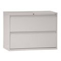 "30""W 2 Drawer Steel Lateral File, 30085"
