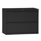 """42""""W 2 Drawer Steel Lateral File, 30089"""