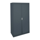 "Lockable Two Doored Storage Cabinet - 30""W x 18""D, 31220"