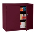 "Steel Counter Height Storage Cabinet - 42""W x 42""H, 36217"