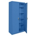 "5 Shelf Steel Storage Cabinet - 36""W x 72""H, 36220"