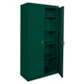 "5 Shelf Steel Storage Cabinet - 46""W x 78""H, 36222"