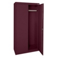 """Steel Wardrobe Storage Cabinet - 36""""W x 72""""H, 36225"""