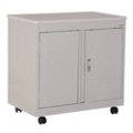 "Desk Height Steel Storage Cabinet - 30""W x 26""H, 36232"
