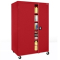 "Mobile Storage Cabinet - 46""W x 24""D, 36560"
