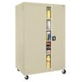"Mobile Storage Cabinet - 36""W x 24""D, 36559"