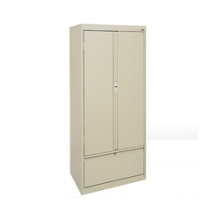 """Storage Cabinet with File Drawer -  30""""W , 36579"""