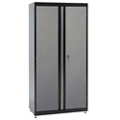 "Two Door Lockable Storage Cabinet - 36""W x 18""D x 72""H, 36614"