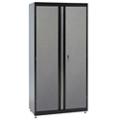 """Two Door Lockable Storage Cabinet - 36""""W x 18""""D x 72""""H, 36614"""
