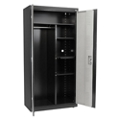 "Jumbo Lockable Combination Storage Cabinet - 36""W x 18""D x 72""H, 36616"