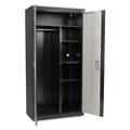 "Jumbo Lockable Combination Storage Cabinet - 36""W x 18""D x 72""H, 36616"