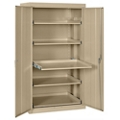 "Pull Out Tray Storage Cabinet - 36""W x 24""D x 66""H, 36617"