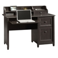 Laptop Desk with Hutch, 13297