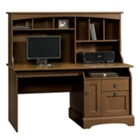 Computer Desk with Hutch, CD03619