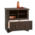 Lateral File with Storage Shelf, 30833