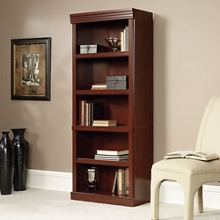 "71"" H Five Shelf Open Bookcase, 32866"