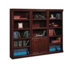 Traditional Bookcase Wall, CD01908