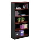 """Five Shelf Bookcase - 35.27""""W, CD08520"""