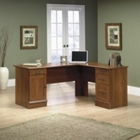 Shaker Cherry L Shaped Desk, CD04631