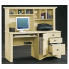 Harbor View Antique Cream Deluxe Computer Desk, CD03709