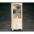 Harbor View Bookcase with Doors, CD03640