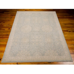 """kathy ireland by Nourison Patterned Area Rug 9'6""""W x 13'D, 82241"""