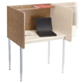 Adjustable Height Privacy Carrel- Adder, 13760