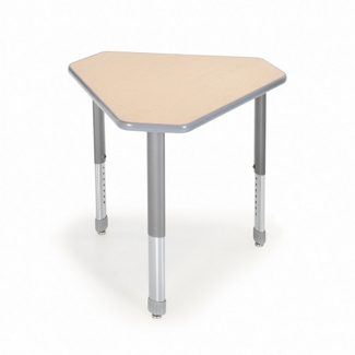 Diamond Adjustable Height Student Desk, 13735