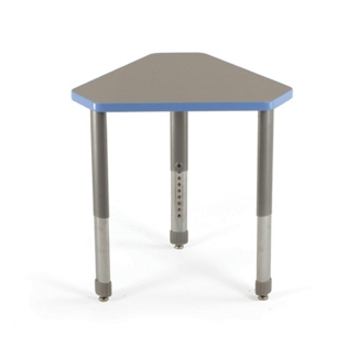 Diamond Adjustable Height Mini Student Desk, 13737