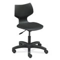 Plastic Task Chair with Casters, 57057