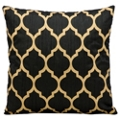 "kathy ireland by Nourison Moroccan Pattern Accent Pillow - 18""W x 18""H, 82170"